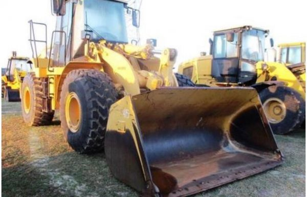 2008 Caterpiller Wheel Loader