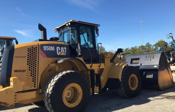 2016 Caterpiller Wheel Loader