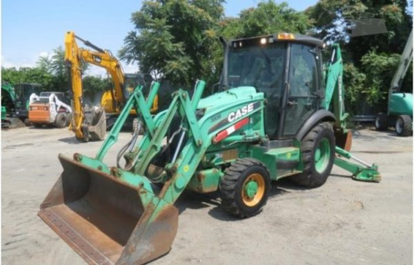 2012 Case Backhoe